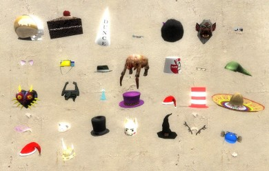 Accessories Pack For Garry's Mod Image 1