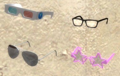 Accessories Pack For Garry's Mod Image 2