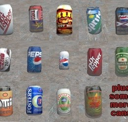 realistic_cans.zip For Garry's Mod Image 3