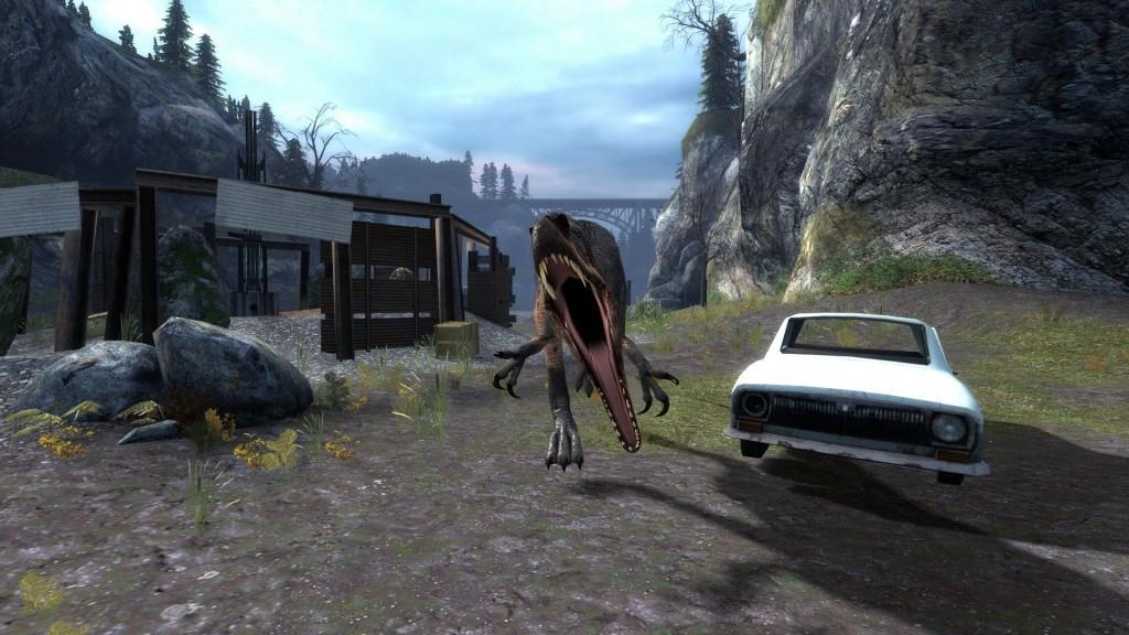 Allosaurus NPC/Ragdoll | garrysmods org