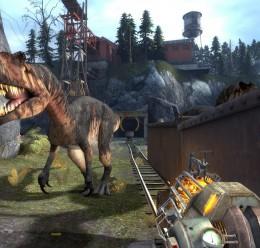 Allosaurus NPC/Ragdoll For Garry's Mod Image 3
