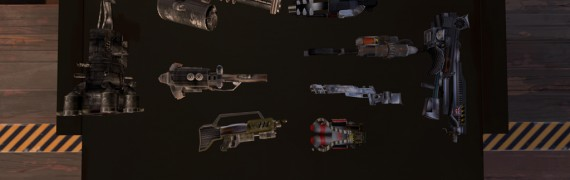 WoE: Weapons