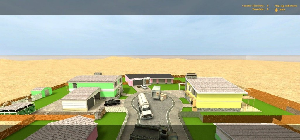 Nuke Town Map | garrysmods.org Call Of Duty Nuketown Map on