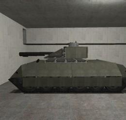 Maverick and Borja's Tank For Garry's Mod Image 2