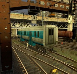 hl2 additional traincar For Garry's Mod Image 1