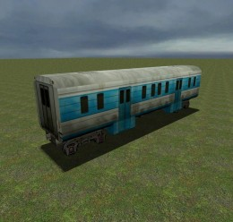 hl2 additional traincar For Garry's Mod Image 3