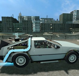 DeLorean wired and working For Garry's Mod Image 3