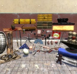 mortal_kombat_props_and_weapon For Garry's Mod Image 1