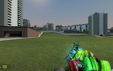 Rainbow Physgun! For Garry's Mod Image 1