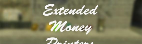 Extended Money Printers V1
