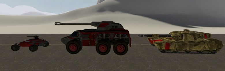 CommandAndConquer vehicles For Garry's Mod Image 1