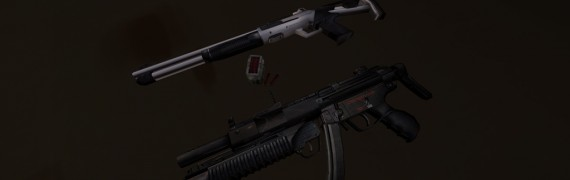 [DL] ZenCoder Weapons Pack