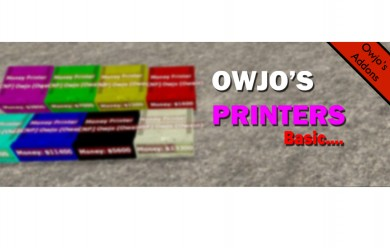 V1.2 Owjo's Printers For Garry's Mod Image 1