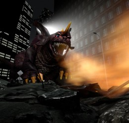Subterranean Monster: Baragon For Garry's Mod Image 1
