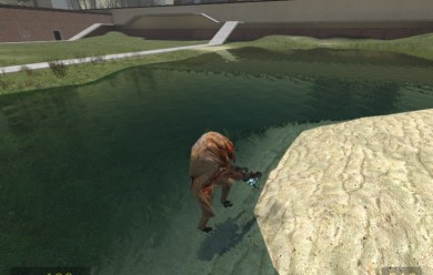 headcrabplayer.zip For Garry's Mod Image 1