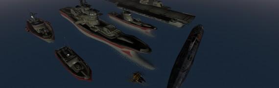 [DL] UT2004 Ships