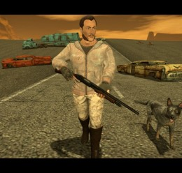 Wasteland Wanderer Outfit For Garry's Mod Image 3