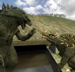 Ancient Dinosaur: Anguirus For Garry's Mod Image 2