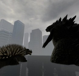 Ancient Dinosaur: Anguirus For Garry's Mod Image 3