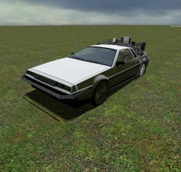 BTTF Delorean *OUTDATED* For Garry's Mod Image 2