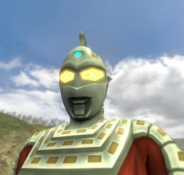 Ultraseven For Garry's Mod Image 1