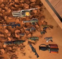Unreal Tournament 99 HD Enh. For Garry's Mod Image 1