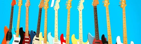 Fender guitar pack