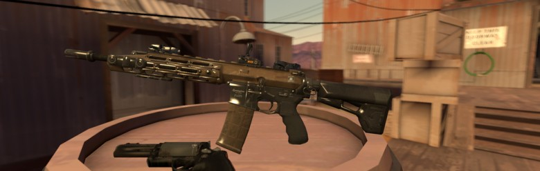 CoD Small Weapons pack For Garry's Mod Image 1