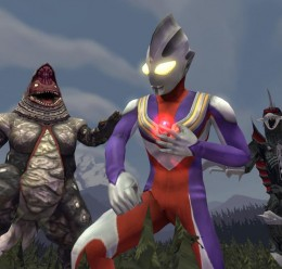 Ultraman Tiga For Garry's Mod Image 2