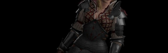 Saskia from Witcher 2 (Hotfix)