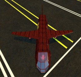 The Red Gunship For Garry's Mod Image 1