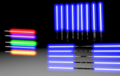 Star Wars Enhanced Lightsabers For Garry's Mod Image 2