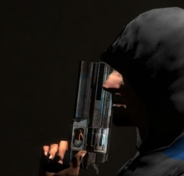 shaggy-h's_revolver.zip For Garry's Mod Image 1