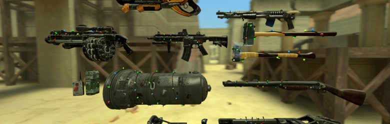 Serious Sam 3 BFE Enh. Weapons For Garry's Mod Image 1