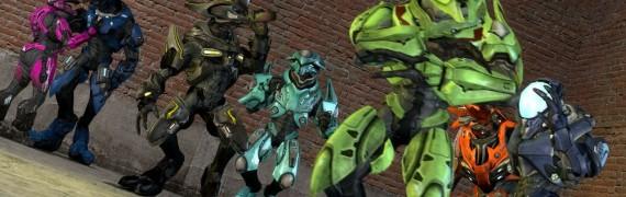 Halo: Reach Elites
