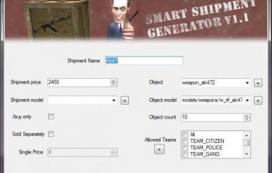 smartshipmentgenerator_v1.1.zi For Garry's Mod Image 2