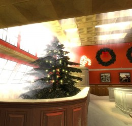 Dm Christmas Bungalow For Garry's Mod Image 1