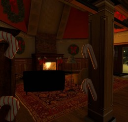 Dm Christmas Bungalow For Garry's Mod Image 3