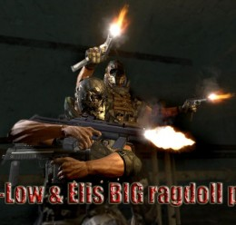 S-Low & Elis BIG Ragdoll Pack! For Garry's Mod Image 1