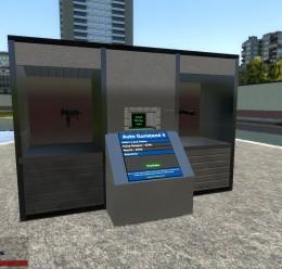 Auto Gunstand 4 For Garry's Mod Image 1