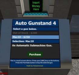 Auto Gunstand 4 For Garry's Mod Image 3