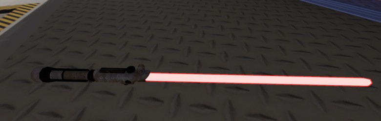 Starkiller lightsaber For Garry's Mod Image 1