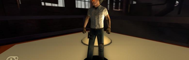 Serious Sam 3 BFE Statue For Garry's Mod Image 1