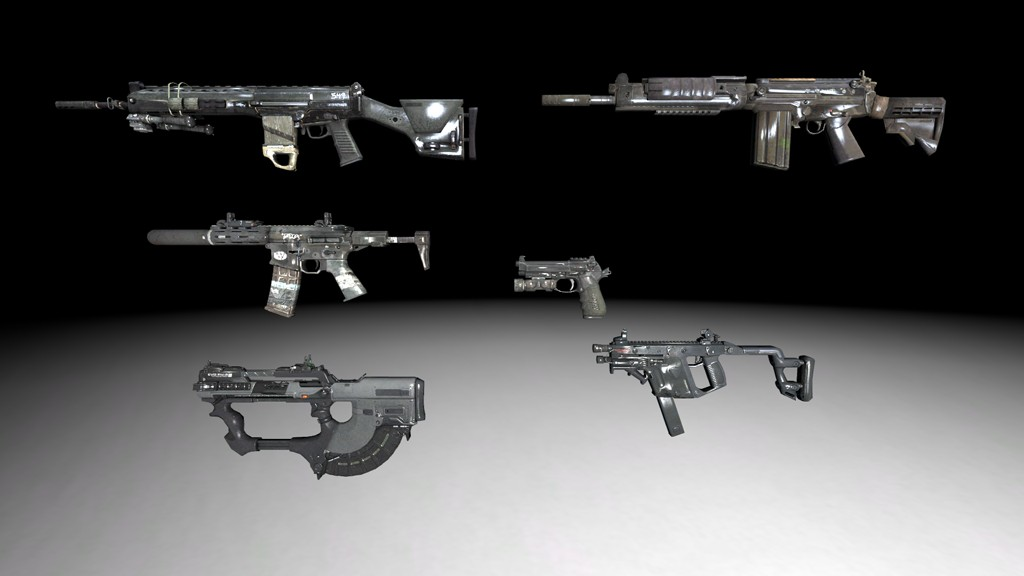 Cod ghost small weap pack by stefano garrysmods cod ghost small weap pack for garrys mod image 1 sciox Images