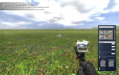 Gravity Controller 3.0 For Garry's Mod Image 2