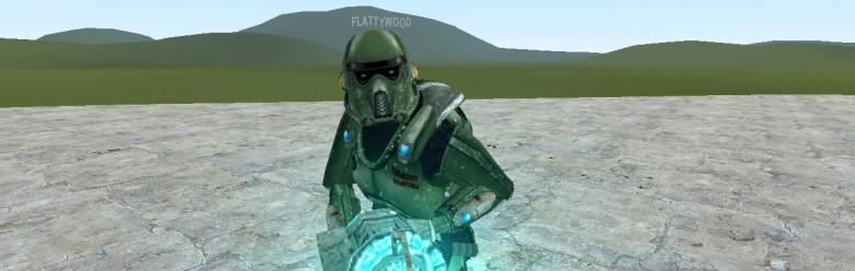 Swamptrooper Player & NPC For Garry's Mod Image 1