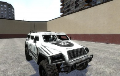District9 Vehicles CAMERA FIX For Garry's Mod Image 2