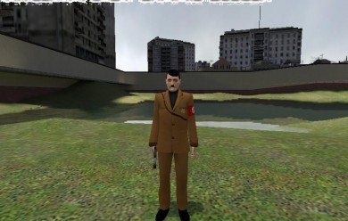 Hitler Npc by Jammie Dodger For Garry's Mod Image 1