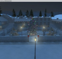 rp_christmastown.zip For Garry's Mod Image 1