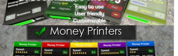upgradeable money printers v4